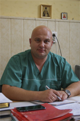 Lemeshkin Stepan Sergeyevich - doctor of the highest qualification category